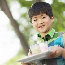 【対象期間限定!夕食時デザートバイキング】数種のデザートを好きなだけお召し上がり下さい♪
