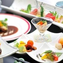 季節ごとに変わる彩りも豊かな和食膳をお楽しみください♪