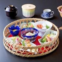 【日帰りプラン・深山籠膳】季節の食材を生かした旬の味覚をご堪能下さい♪