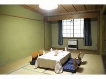 山荘 客室