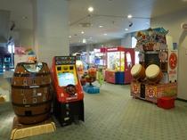 別館3階・ゲームコーナー