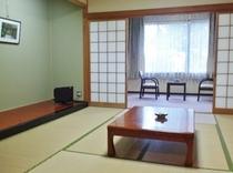 和室10畳 お部屋一例