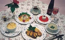 管理栄養士が作る体にやさしい美味しい料理
