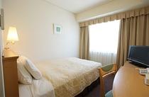 客室例:シングルルーム