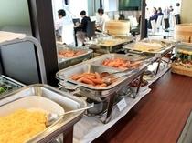 1Fカフェレストラン【パティオ】朝食 おかず