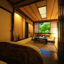 ◆展望風呂つき和モダン特別室◆‐朝霧‐‐かすみ‐