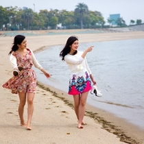 ◆海辺をお散歩◆