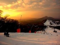 大山ホワイトリゾート(大山スキー場)