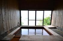 貸切風呂(桧)