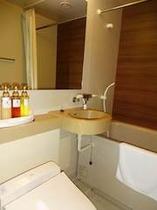【デラックスダブル】浴室