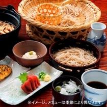 信州と言えばお蕎麦?!みよ田さんとセットにした宿泊プランもあります。