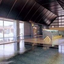 「ホテル翔峰」県下最大級の温泉大浴場。温泉入浴無料サービス!
