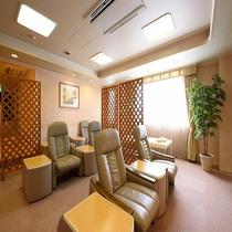 リラクゼーションルーム(2F・大浴場内)
