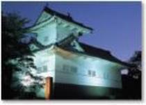 仙台城跡 夜