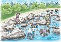 仙台うみの杜水族館 ビーチ