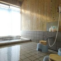 24時間入浴可能です。