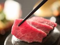 期間限定 信州牛の石焼き ¥1500 要予約