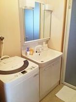 洗面所 & 洗濯機