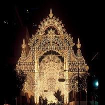 光の祭典【神戸ルミナリエ】