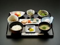 朝食例(和食)