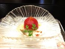 フルーツトマト 前菜