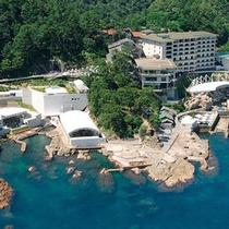 【城崎マリンワールド】日本海一望!見て、さわって、発見できる体験型水族館
