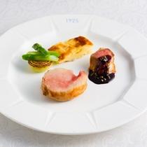 【ようか豚ロースト 朝倉山椒のソース】地元産地で優れた品質を守り続けているこだわりの食材です