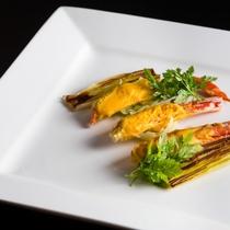 いつもの「蟹」とはひと味違う旬の美味しさ