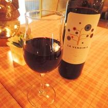 シェフおすすめワイン