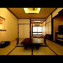 【客室一例】和室11畳〜14畳