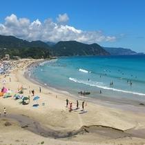夏の伊豆はビーチが最高です☆