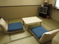 和洋室の畳間