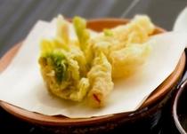 旬を味わう♪季節の天ぷら