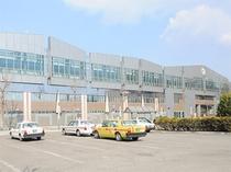 【帯広駅】ビジネスにも観光にも嬉しい駅近くの立地。