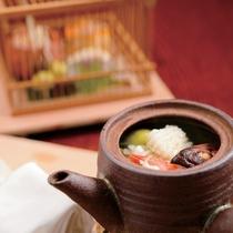 『喜久屋』料理(一例)