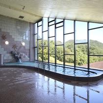【大浴場】人工セラミック温泉になります