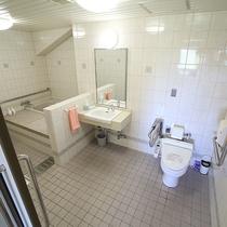 【4階バリアフリー和洋室】車椅子でのご利用も可能です