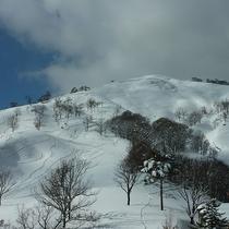 【深入山(冬)】山スキーをお楽しみいただけます