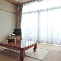 *【和室8畳一例】シンプルな造りの和室です。