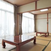 *【和室16畳一例】和室10畳+6畳の二間続きのお部屋です。