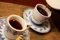 モーニング サービスコーヒー