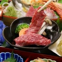 料理(讃岐牛)