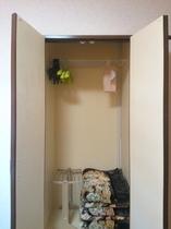 クローゼット 1〜4名様用個室