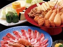 卓盛りプランの料理写真(イメージ)