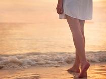 woman(砂浜)