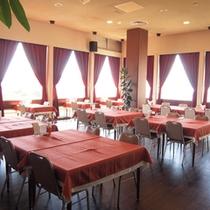 レストラン『さくら』:瀬戸内海を眺めながらのお食事をお楽しみください。。
