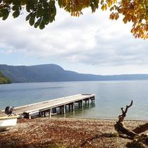 *十和田湖/お天気の良い日には、お散歩しても気持ち良いですよ◎