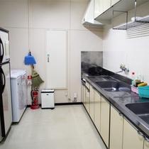 *コテージ/キッチンがございますので、お料理などご自由にお使い下さい。