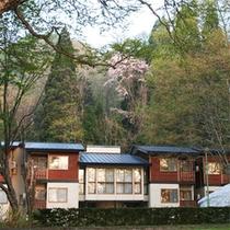 *外観/レークサイド山の家へようこそ♪自然がいっぱいの宿です!
