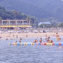 富土海水浴場(2)